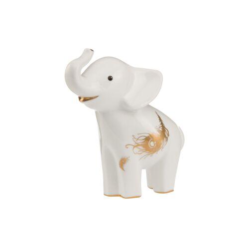 Goebel Ajok Elephant de Luxe Elefant Figur NEUHEIT 2018 Goebelelefant NEU