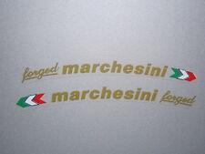 Ducati 916 996 998 999 1098 1199 Hypermotard Marchesini forged sticker gold