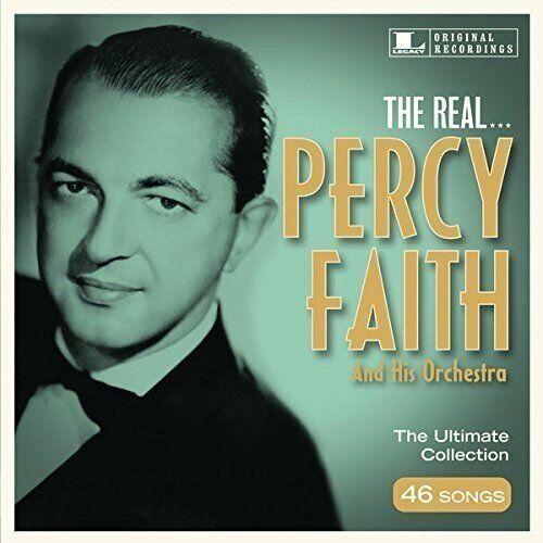FAITH, PERCY-REAL... PERCY FAITH &.. CD NEW