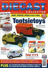KENNER Diecasts Fast 111's . BMW E36 . Diecast Collector Magazine April 2007