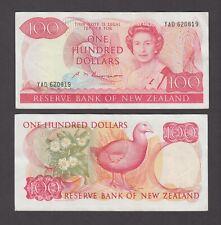 New Zealand banknote P.164d 2 Dollars sig Hardie QE II F-VF We Combine