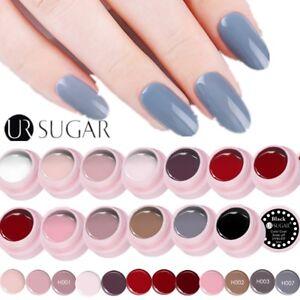 UR-SUGAR-5ml-Soak-Off-UV-Gel-Nail-Polish-UV-LED-Gel-Varnish-Decoration