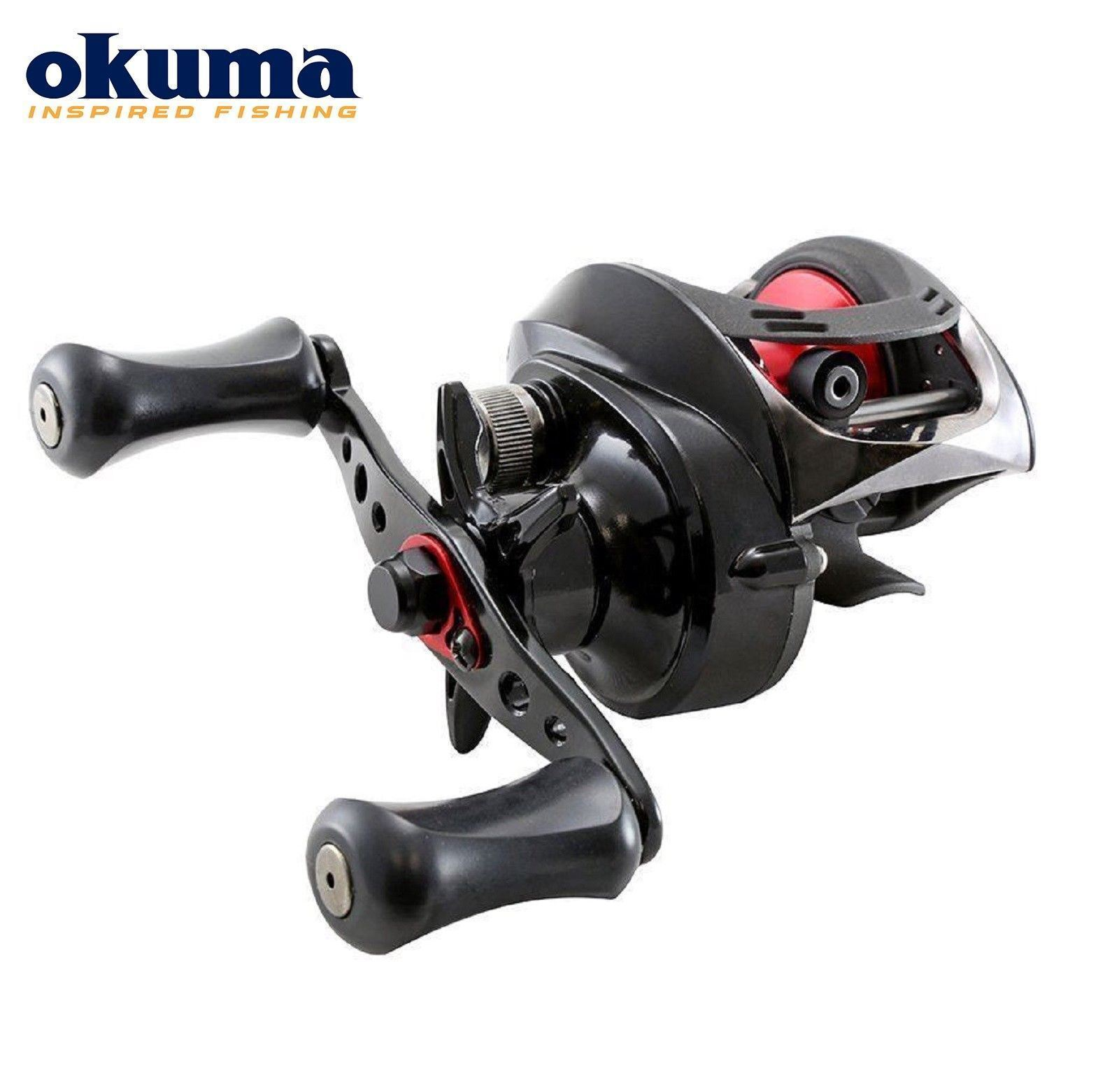 Okuma Ceymar Low Profile Baitcasting Sea Fishing Reel (Left or Right Hand)