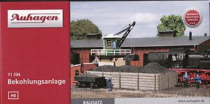 Auhagen 11334 bekohlungsanlage