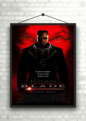 Blade Vampire Large Movie Poster Art Print Maxi A1 A2 A3 A4