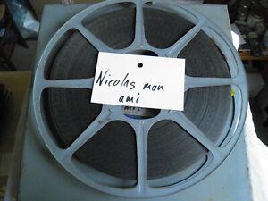 Film-16mm-CM-034-Nicolas-mon-ami-034-de-Fernand-Raymond-annees-50