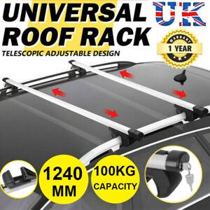Lockable AeroWingBar Roof Rack Cross Bar Set Fits Chevrolet Uplander 2005–2009