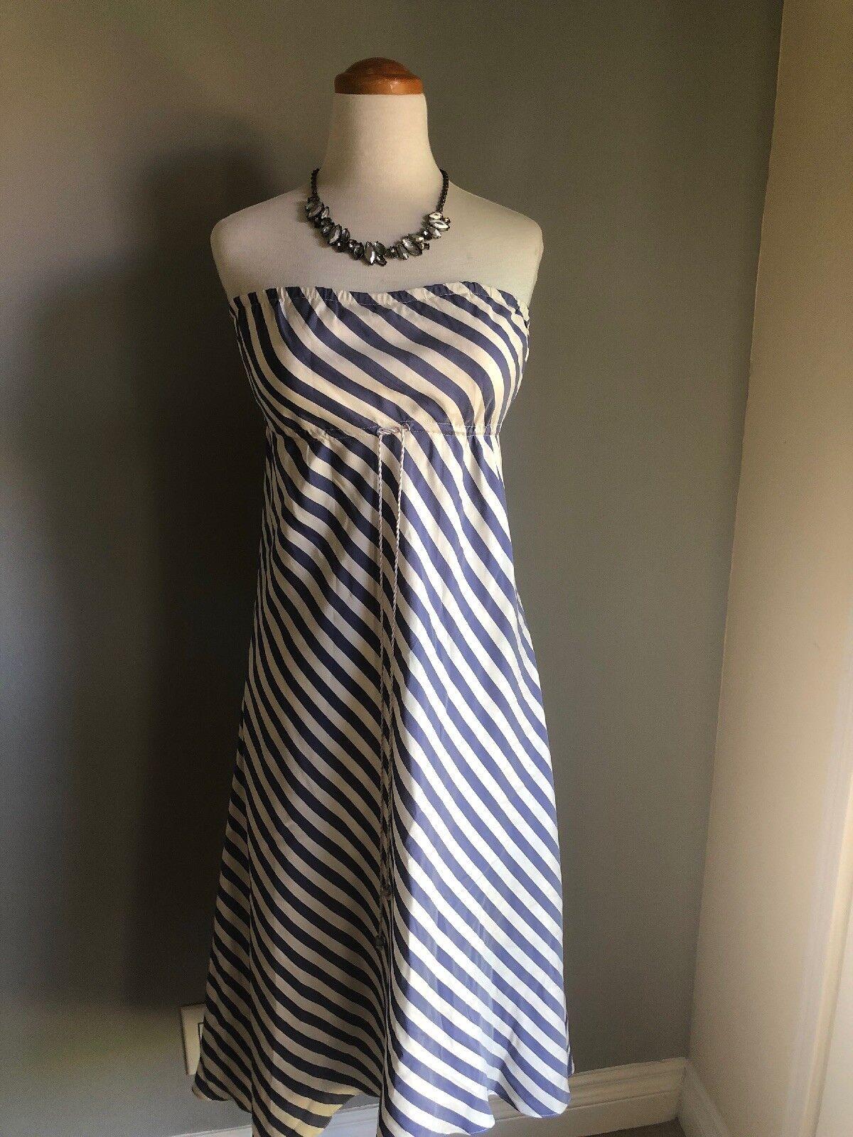 Bill Blass New York Dress Size 6 100% Silk