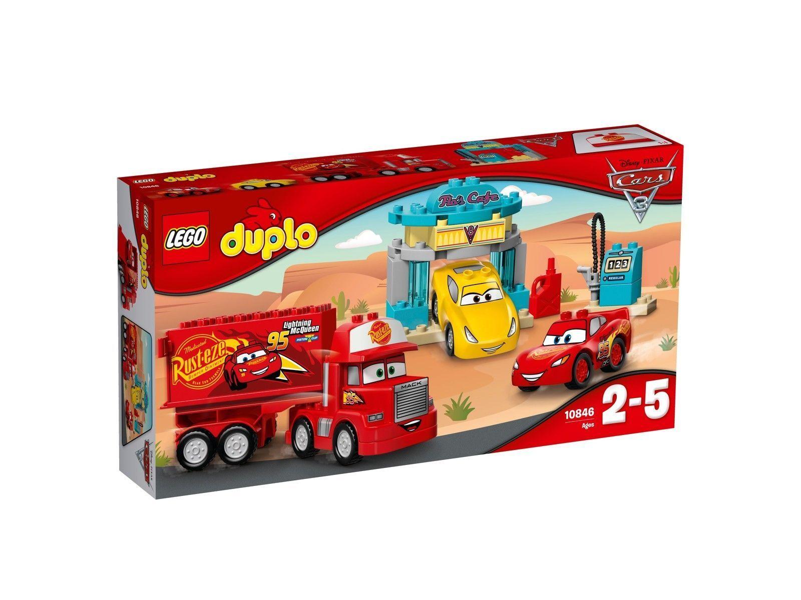 LEGO® Duplo Cars Flos Café (10846) NEU NEW