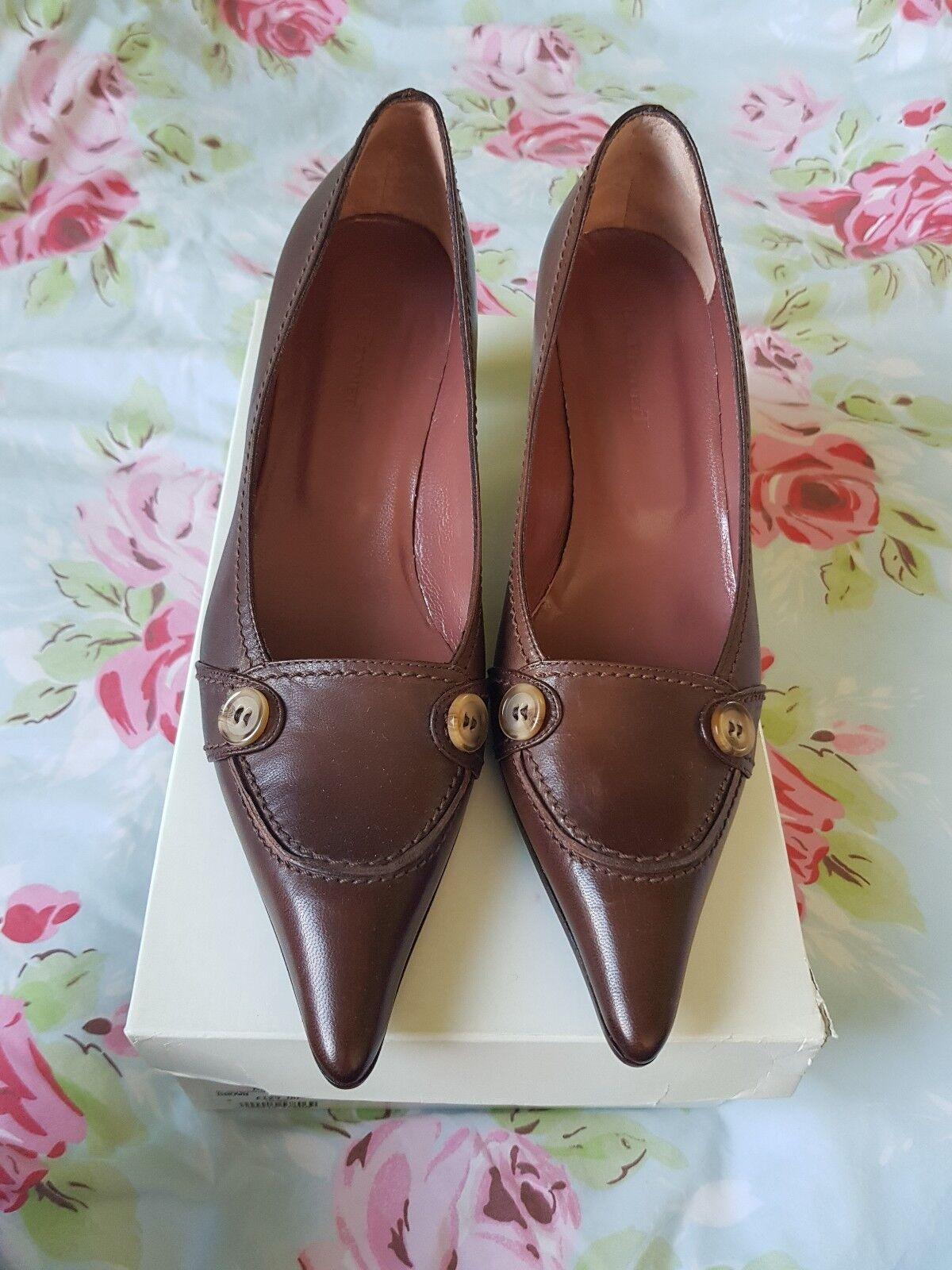 Ladies L.k.Bennett Heels Size 37 Uk 4
