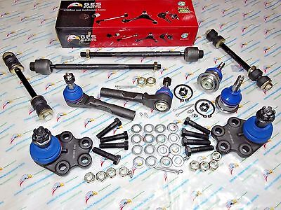 2 Outer Tie Rod Silverado K1500 K2500 K3500 4Wd 99-06 1 Year Warranty
