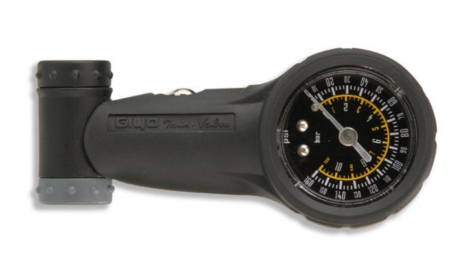 Displays PSI and Bar EyezOff Pencil Type Tire Pressure Gauge
