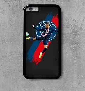 coque iphone 4/5/6/7/8/10/11/12 kylian mbappe psg ballon | eBay