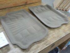 Lund 383252-T Catch-It Vinyl Tan Rear Seat Floor Mat