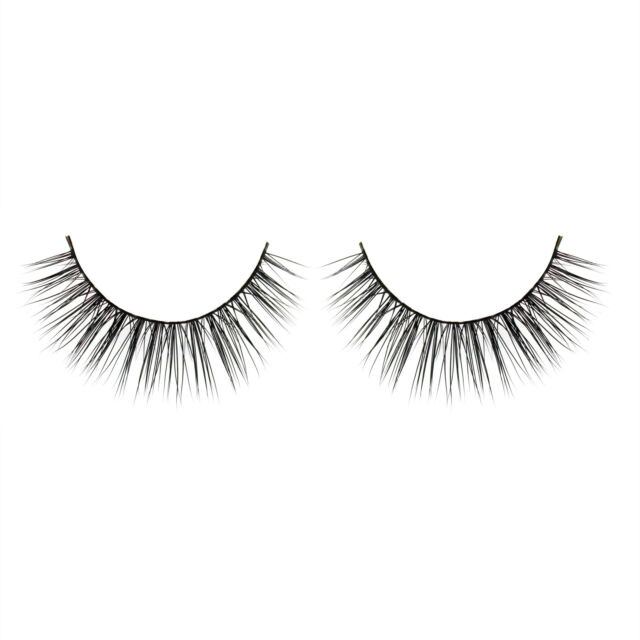 Siberian Real Mink Lashes Strip Eyelashes - Sylvia