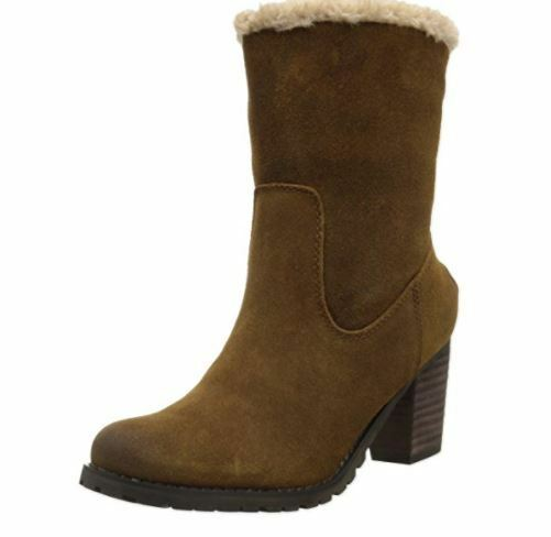 NEW Baretraps Boots  Zeldie  Cold Weather Brown 9.5 MSRP  129 BT22843