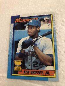 Ken GriffeyJr. #336 1990 Topps All Star Rookie, Bloody Scar Error Card, HOF🔥⚾️