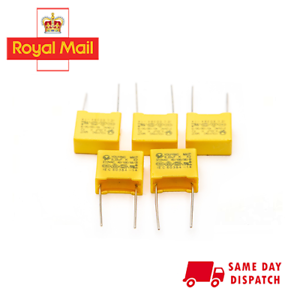 0.22uF 310VAC-youying MKP X2 40//100//56//B Security interference suppression capacitor 18
