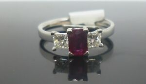 18ct-white-gold-emerald-cut-ruby-and-princess-cut-diamond-ring-engagement-ring