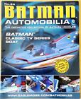 Eaglemoss BATMAN Automobilia Issue 24 - 1966 TV & Movie BATBOAT - Magazine Only