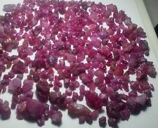 1182 Carat Ruby Crystal Cabs Type rough@Afghanistan