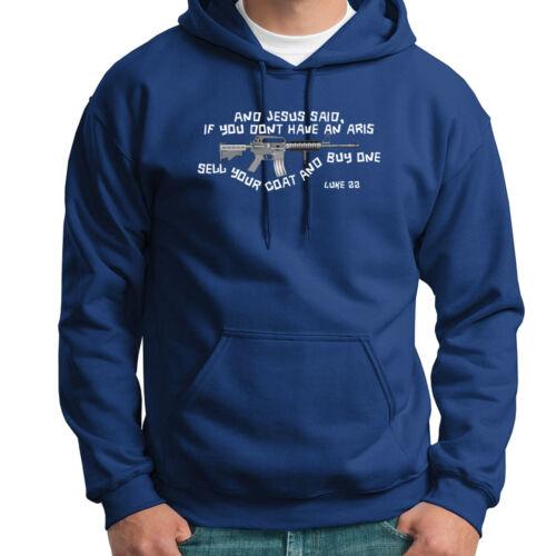 AR15 Jesus Gun Rights T-shirt Funny 2nd Amendment Humor Hoodie Sweatshirt