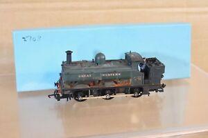 Hornby Kit Construit Usé Gw Gwr 0 6 Classe 27xx Panier Réservoir Locomotive