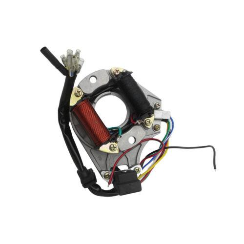 Stator Generator Magneto Coil Assembly for Kazuma 50cc 70cc 90cc 110cc ATV