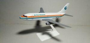 WOOSTER-W20-POLYNESIAN-AIRWAYS-737-200-1-200-SCALE-PLASTIC-SNAPFIT-MODEL