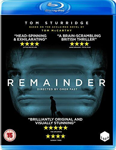 Remainder [Blu-ray] [2016] [DVD][Region 2]