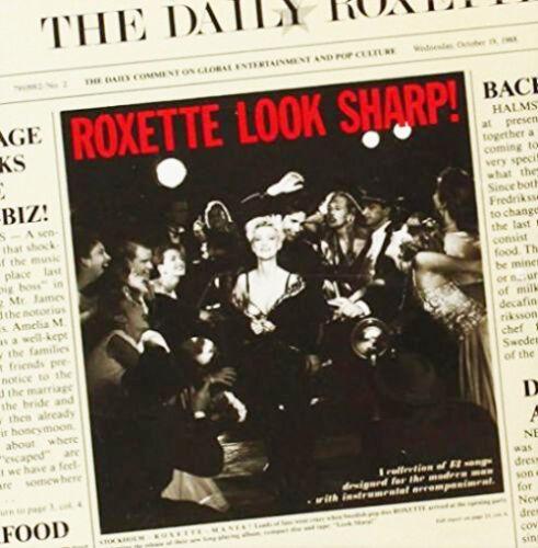 1 of 1 - ROXETTE LOOK SHARP ! CD Album MINT/EX/MINT *