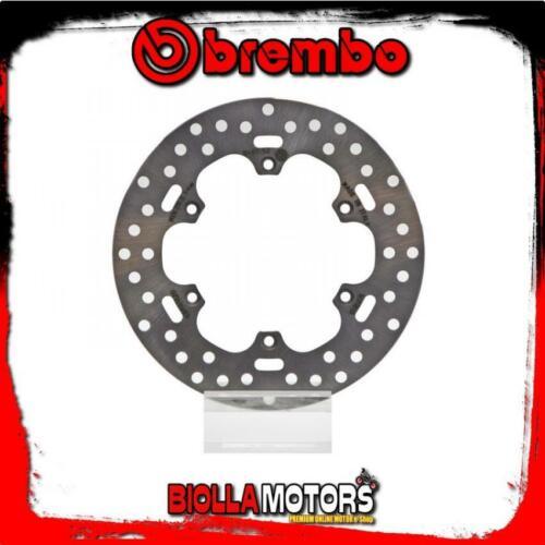 68B40752 DISCO FRENO POSTERIORE BREMBO KTM EXC 1998-125CC FISSO