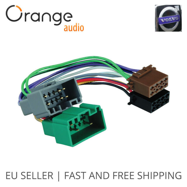 Wiring Lead Harness Adapter For Volvo S60 S70 Xc90 S80