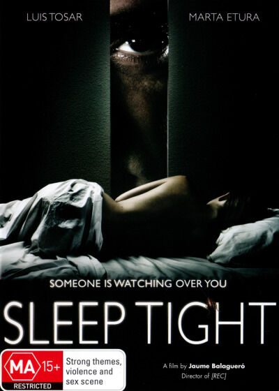 Sleep Tight = very good condition  DVD R4