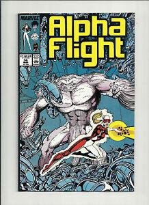 Alpha Flight #56   NM