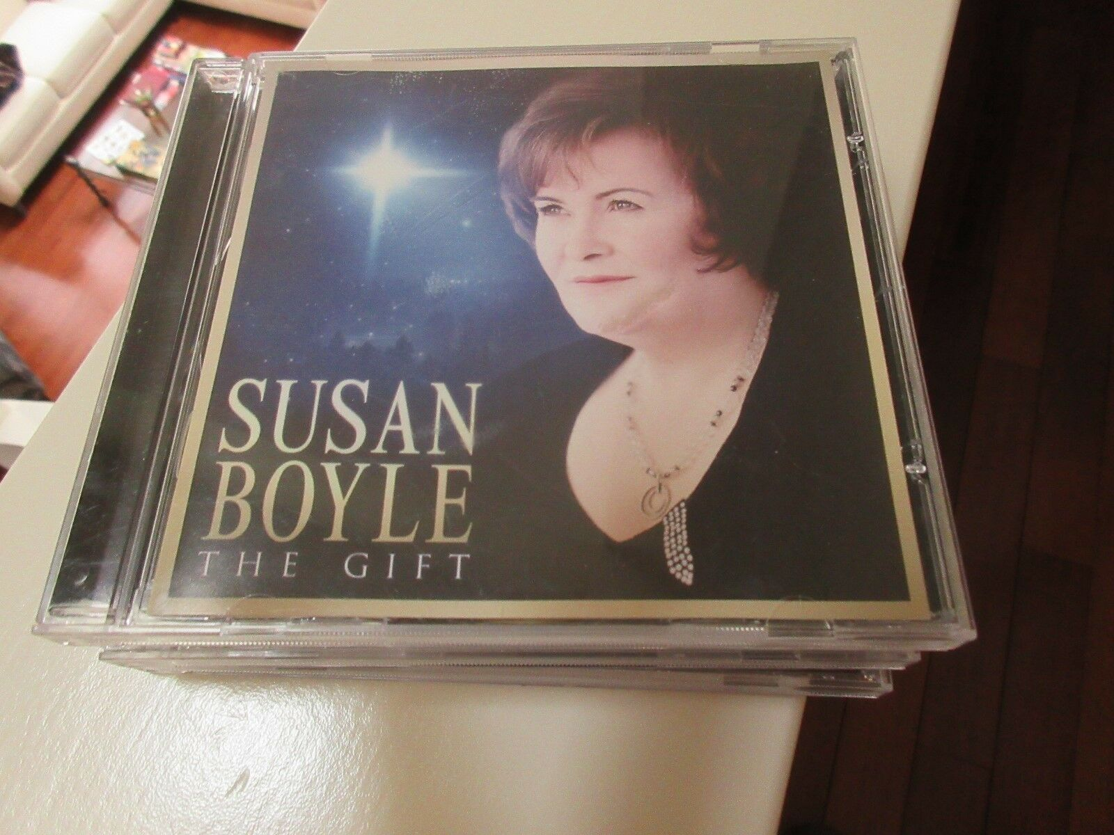 Susan Boyle , CDs : The Gift , I Dreamed a Dream , Lot