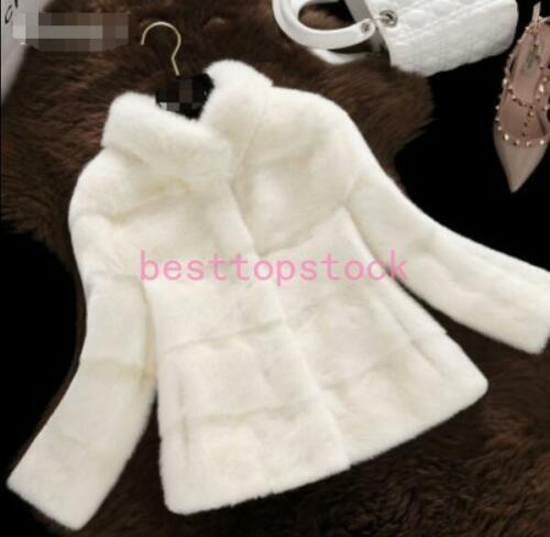 Sale Jacket Sexet Hot Outwear Mink Womens Parka Winter Coat Lady Fur Varm RgwFd6