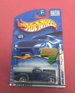 HOT-WHEELS-FIRST-EDITIONS-SUPER-SMOOTH-LONG-CARD-ANNEE-2002-R-5917