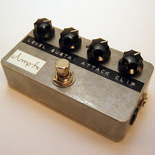 Amp-FX boutique Keeley compressor Clone c4 4-Knob versión // Handmade en Berlín.