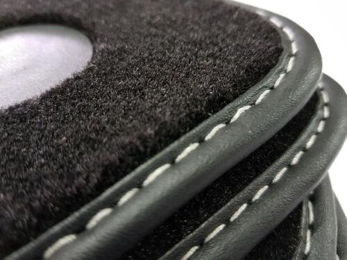Auto tappetino Mercedes Classe B w245 Alta Qualità Velluto//Premium cuciture ornamentali