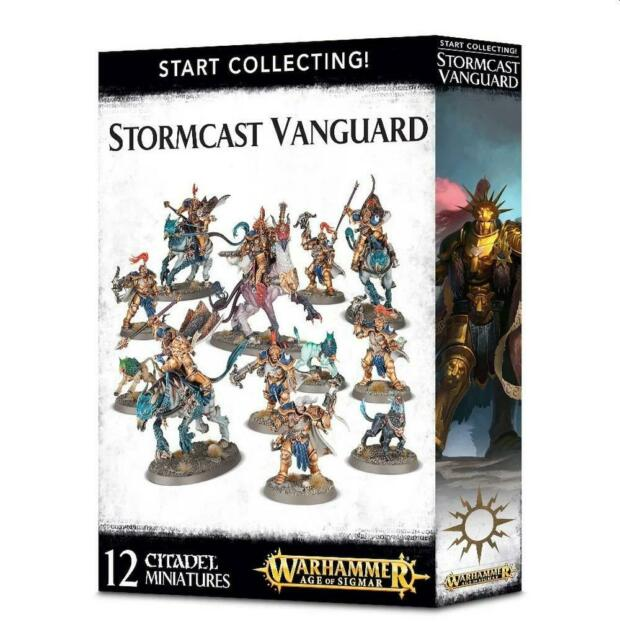 Start Collecting! Stormcast Vanguard, Warhammer Age of Sigmar