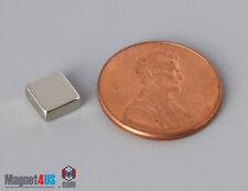 63x 63x 25mm 14x14x110 N45 Rare Earth Neodymium Square Block Magnets