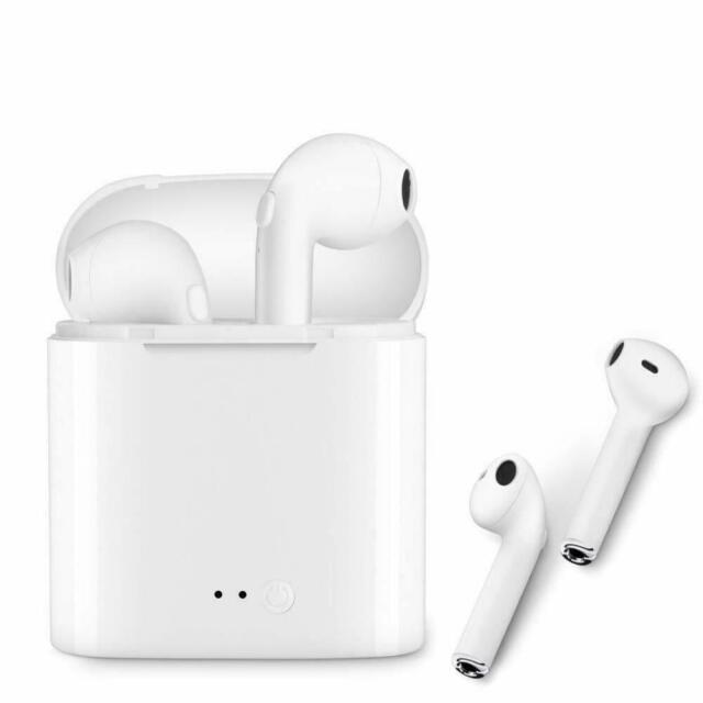 I9s TWS White In-Ear Wireless Headsets
