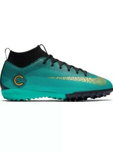 Youth-Nike-Mercurial-Superfly-6-Academy-CR7-TF-UK4-EUR36-5-US4-5Y-AJ3088-390