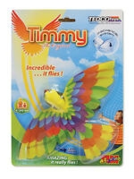 Timmy Bird 78000 Tedco Toys Orthinopter,old Time Mechanical Toy Really Flies