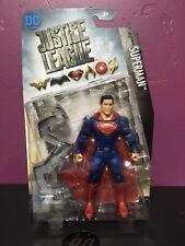 """6/"""" DC Justice League Superman Avec Poutres d/'acier Figure"""