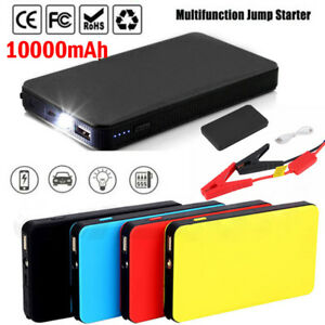 Portable-Car-Jump-Starter-12V-10000mAh-Auto-Battery-Booster-Charger-Power-Bank-U