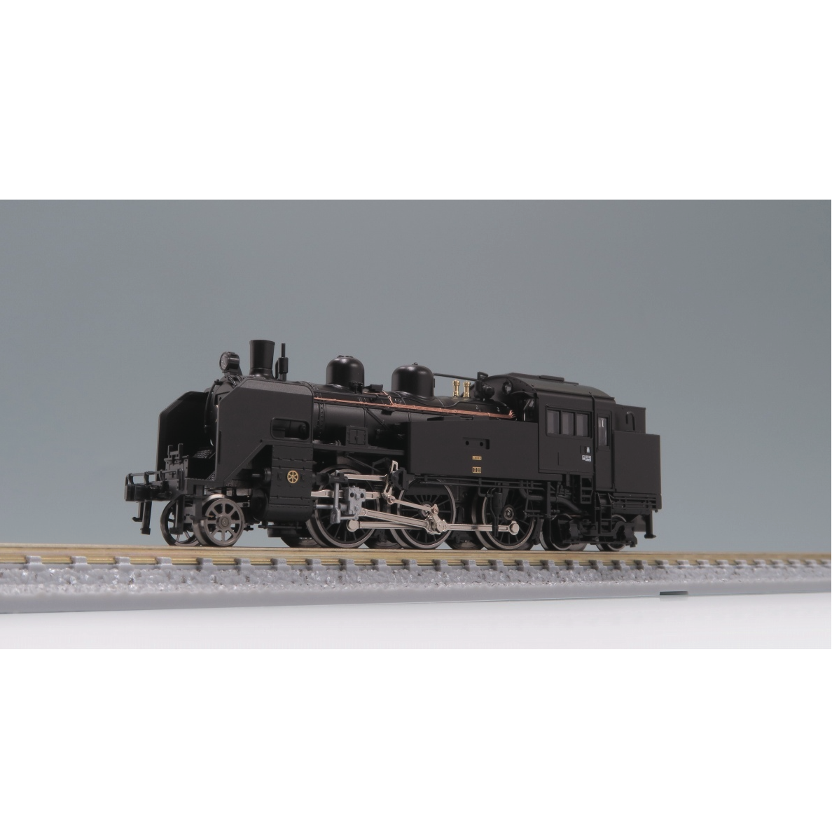 Tomix 2643 Steam Locomotive Type C11-325 Moka Railway - N