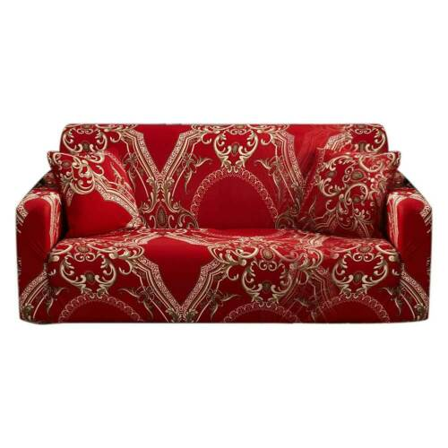 Anti Slip Sofa Cover Couch European Style Elastic Stretch Slipcover Living Room