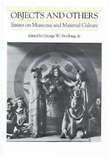 OBJECTS AND OTHERS - GEORGE W. STOCKING (PAPERBACK) NEW